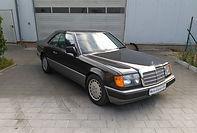 Mercedes 230 CE - C124 - Coupe