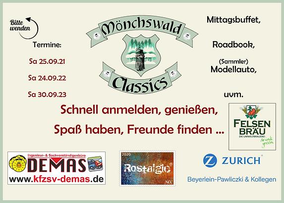Mönchswald-Classics