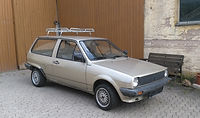 VW Polo 86c 1,3 Oldschool