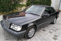 Mercedes 320 Cabrio US