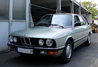 BMW E28 Derrick