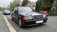 Mercedes 190 E 16V