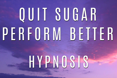 Quit Sugar and Perform Better