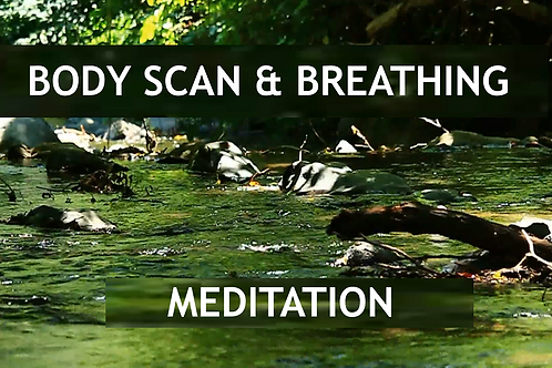 Body Scan And Breathing Meditation
