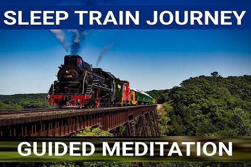 Train Ride Sleep Meditation