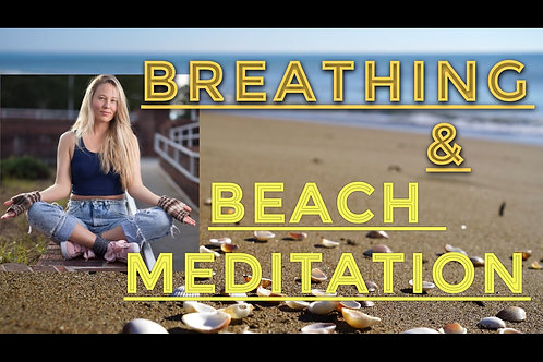 Relaxing Beach Meditation