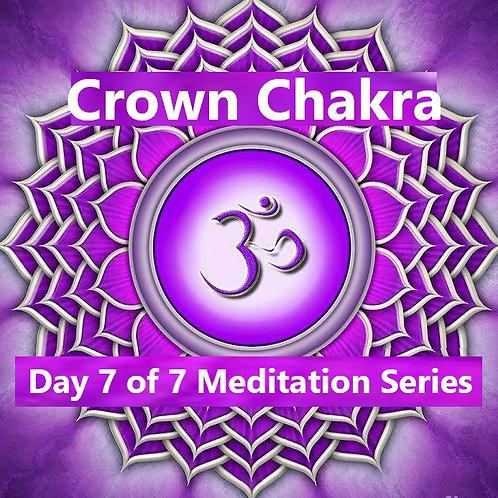 Crown Chakra Balancing Meditation