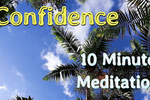 20 Minute Confidence Meditation