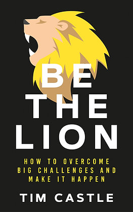 Be The Lion: Pre-Order Available Now