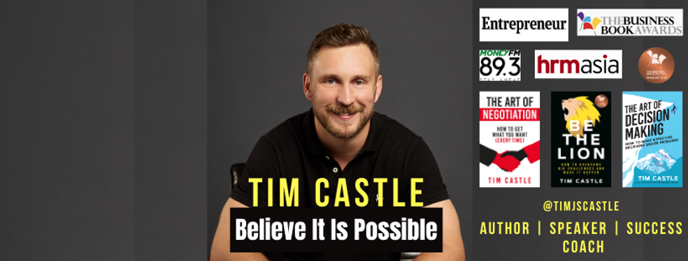 Copy of Copy of believe it is possible (