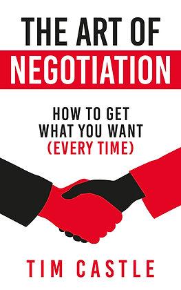 The Art of Negotiation - eBook