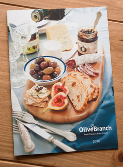 Olive Branch Product Catalogue