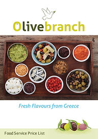 2015 Olive Branch Food Service Catalogue