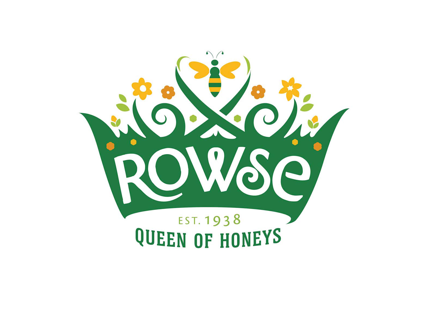 Rebranding of Rowse Honey