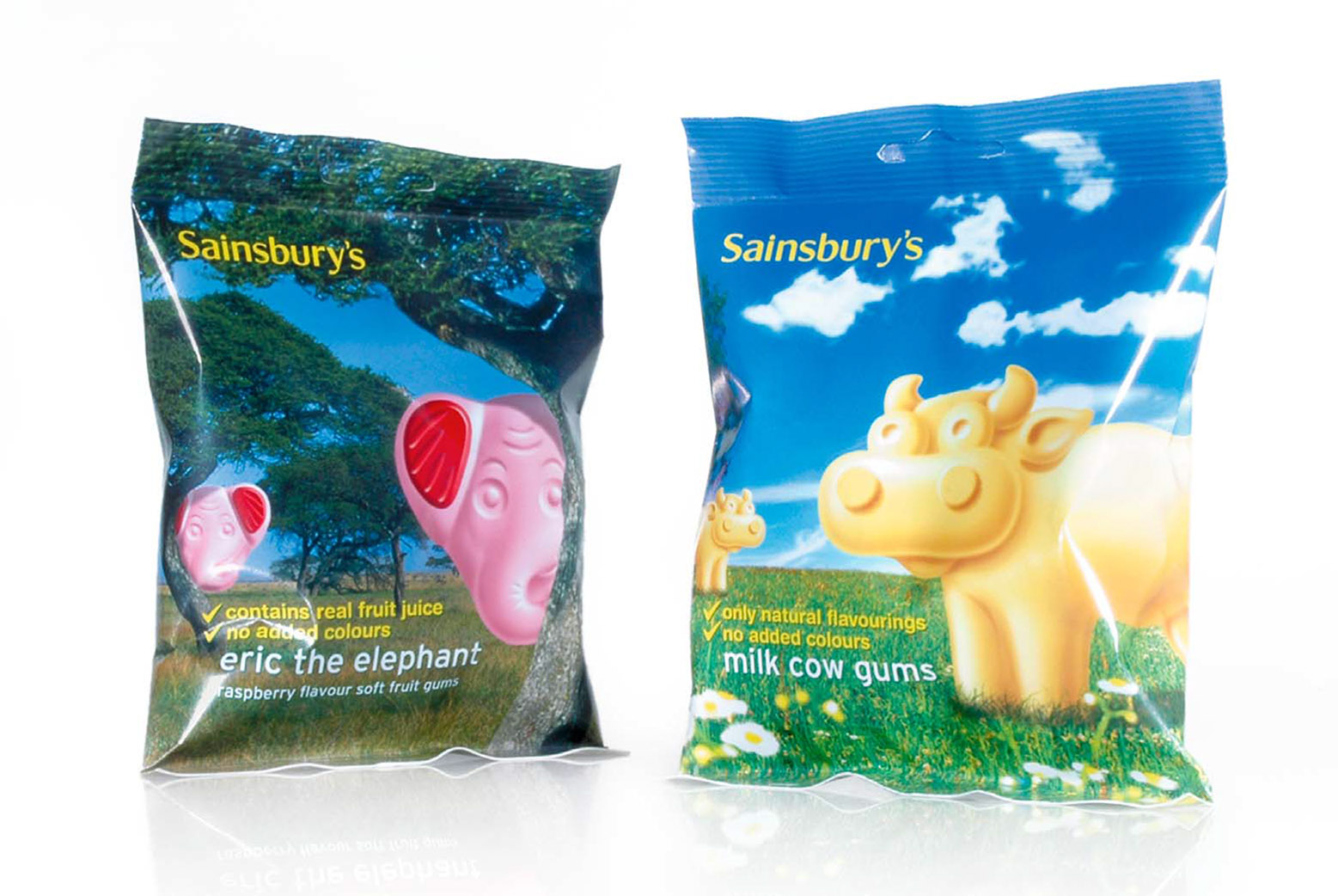 Sainsbury's 'Natural' Kids Sweets