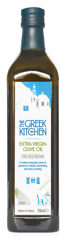The Greek Kitchen Extra Virgin Olive Oil