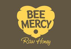 Rebranding of Bee Mercy Raw Honey