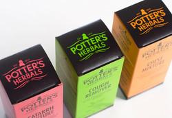 Potters Herbal Remedies