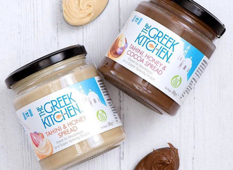 Our Super Smooth New Tahini & Honey Spreads!