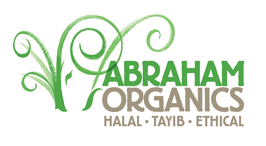 Abraham Organics Brand Identity