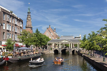 Leiden,_het_stadhuis_RM519571_en_de_Koor