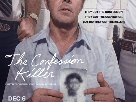 "Netflix Releases Trailer For Henry Lee Lucas series ""Confession Killer"""