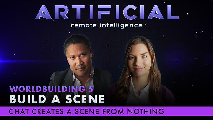 Create a Scene with Dante and Christy