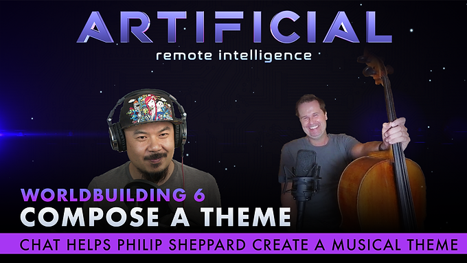 Compose a Theme with Philip Shepard!