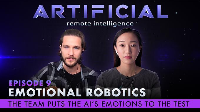 Emotional Robotics