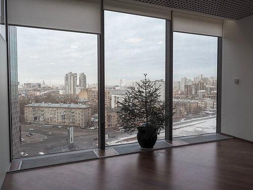 Офисный блок 95,3 кв. метра в БЦ Башня Федерации Восток