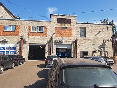 Здание 1196 кв.м, ул. Средняя Калитниковская 28с.2