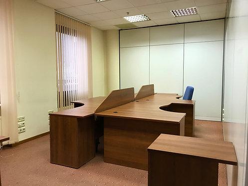 Офис 27,5 кв.м, ул. Смоленская пл., д. 3