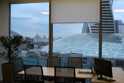 Офисный блок 295 кв. метра в БЦ Башня Федерации Восток