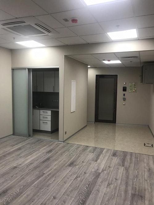 Офисный блок 54 кв. метра в БЦ Башня Федерации Восток