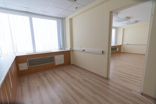 Офис 52,4 м. кв., 2 комнаты, 6 этаж, ул. Новый Арбат, д. 21