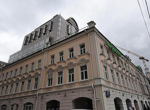 Офис 236,3 кв.м, 2 этаж, ул. Смоленская пл., д. 3