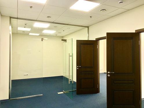 Офис 81,9 кв.м, ул. Смоленская пл., д. 3, 14 этаж