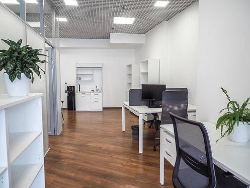 Офисный блок 694,5 кв. метра в БЦ Башня Федерации Восток