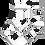 Thumbnail: ЖК Крылья  2-х комнатня квартира 82.7 м