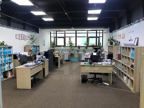 Офисный блок 258 кв. метра в БЦ Clever