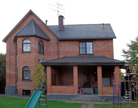 Дом 413,7 кв. м на земельном участке 24 сотки