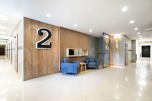 Офис 24,4 кв.м, Лесная 43