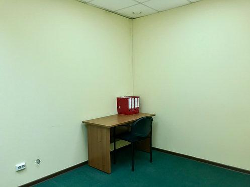 Офис 12,8  кв.м, ул. Смоленская пл., д. 3