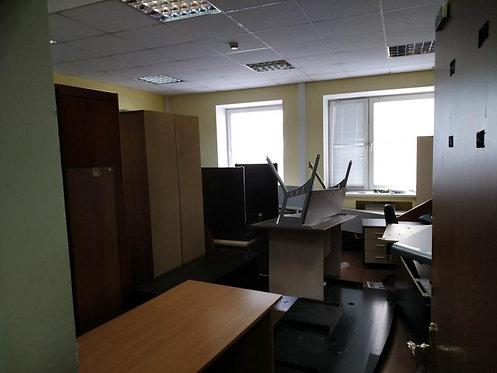 Офис 39,6 кв.м, ул. Льва Толстого д. 5С1