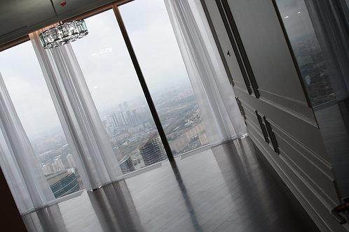 Двухкомнатные апартаменты 70,7 м