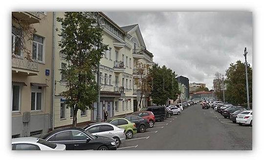 Здание 2004 кв.м, ул. Большая Серпуховская 14/13 стр.1