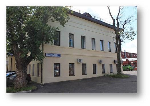 Особняк 1490,9 кв.м, ул.Самокатная дом 1 стр 1