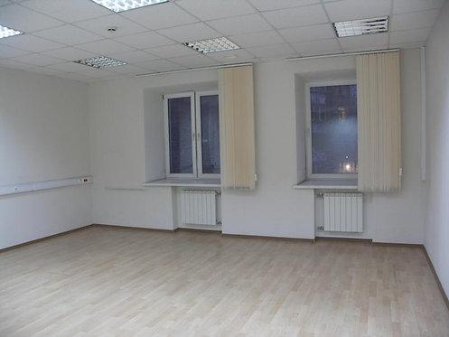 Офис 50.5 кв.м, ул. Льва Толстого д. 5С1