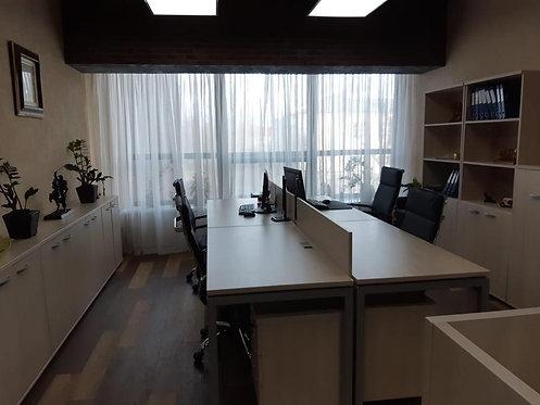 Офисный блок 139,6 кв. метра в БЦ Ривердейл, 2й Павелецкий прозд 5, строени