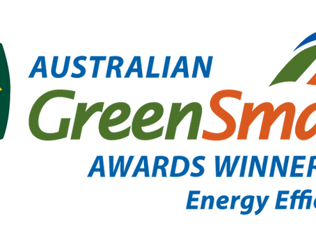 Aztek Constructions wins National HIA GreenSmart Energy Efficiency Award